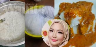 Buat Nasi Impit Guna Rice Cooker, Lebih Padat Dan Lambat Basi!
