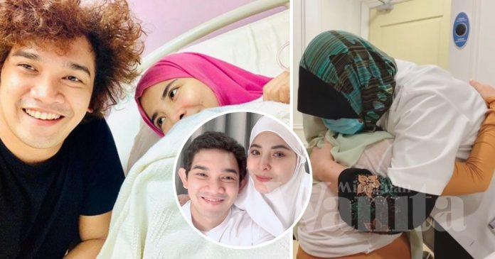 'Minta Doakan Isteri Saya Dan Baby Kami' - Nadzmi Adhwa