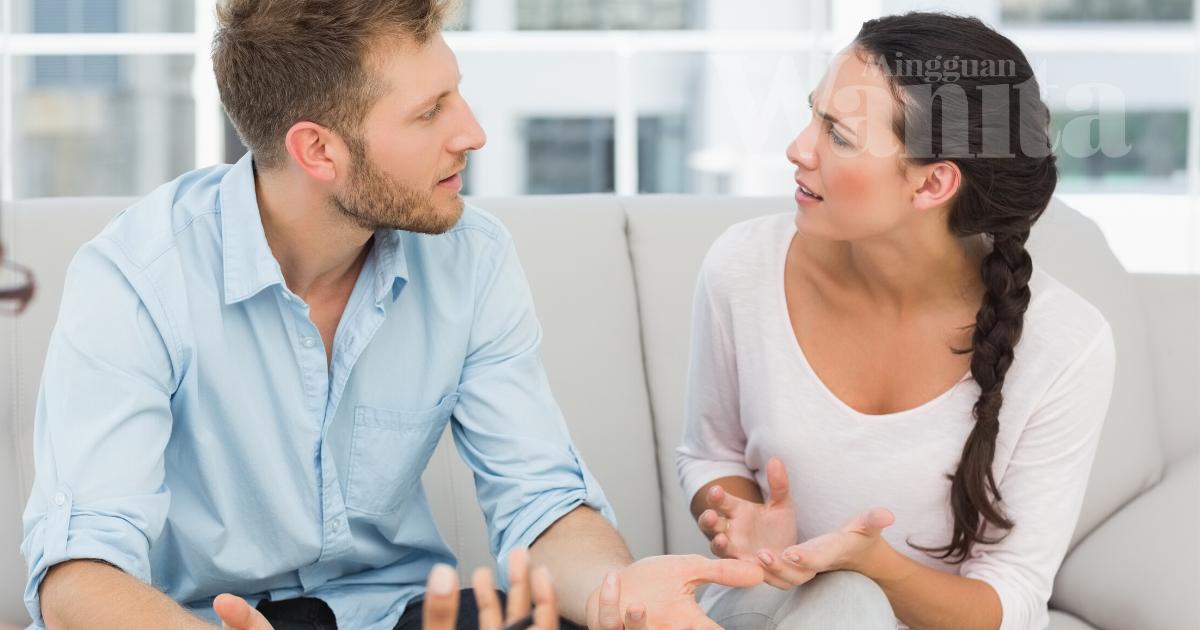Jangan Terbawa-Bawa Perangai BOS Di Rumah, Suka Arah Pasangan Itu Ini