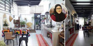 Kemas Susunatur Dapur Tambahan Ini, Sentimental Klasik Itu Buat Orang Suka