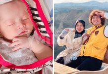 'Tidur Dalam Tandas, Pengsan Di Istanbul..' Teruk Alahan Ardell Sepanjang Hamil