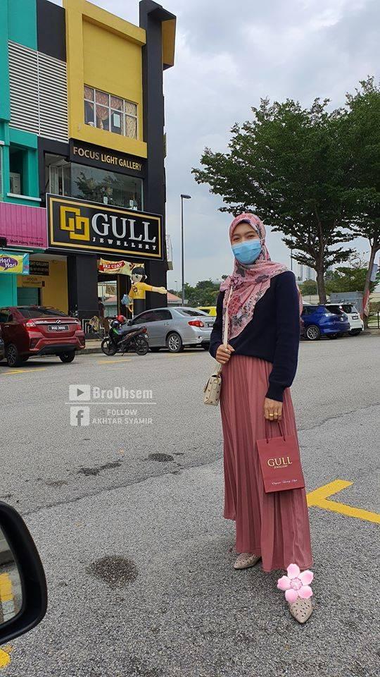 Duit Moratorium Jadikan Barang Kemas, Demi Simpanan Dan Gembirakan Isteri