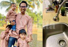 Dapur Ibarat Nadi Sebuah Rumah, Malas Sekalipun Sebelum Tidur Kemas Dulu