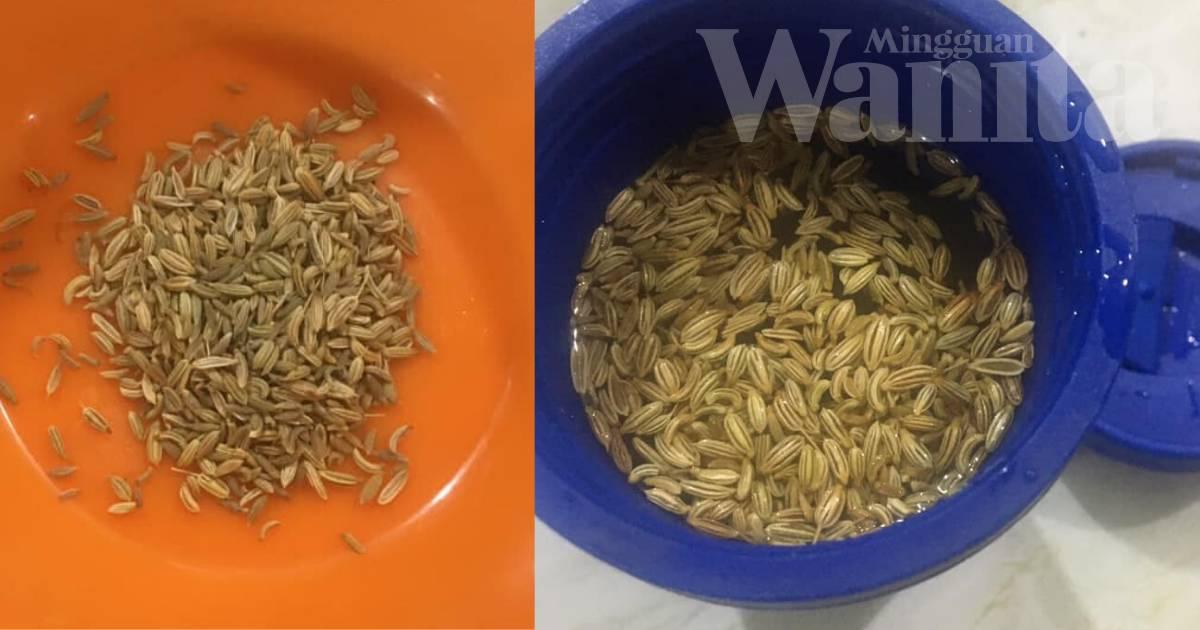Air Jintan Manis Rahsia Perut Kempis, Selepas Seminggu Boleh Nampak Kesannya!