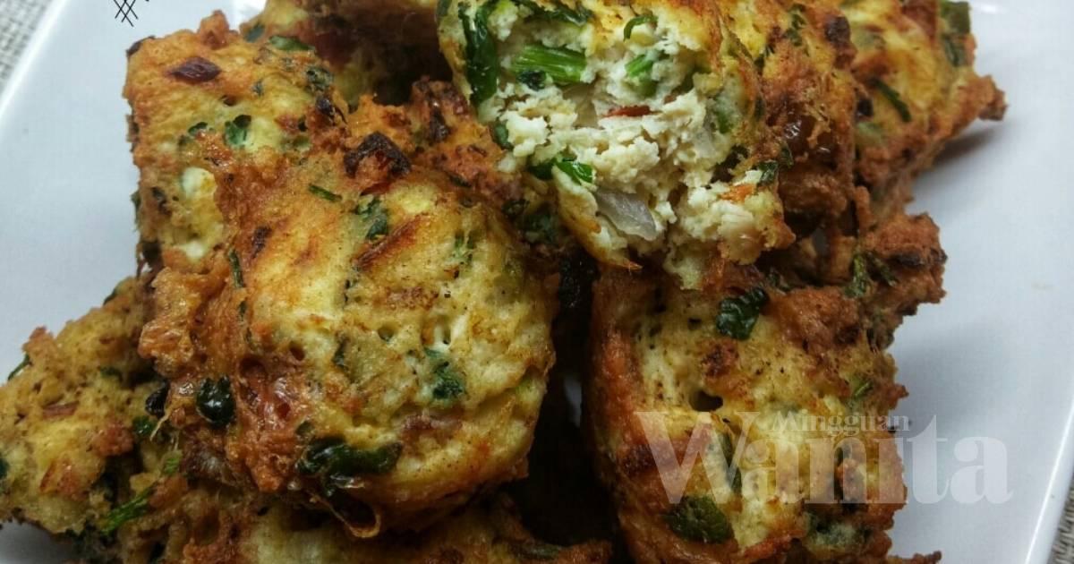 Bebola Ayam Bersayur Rangup, Garing Dan Sedap, Konfim Makan Licin!