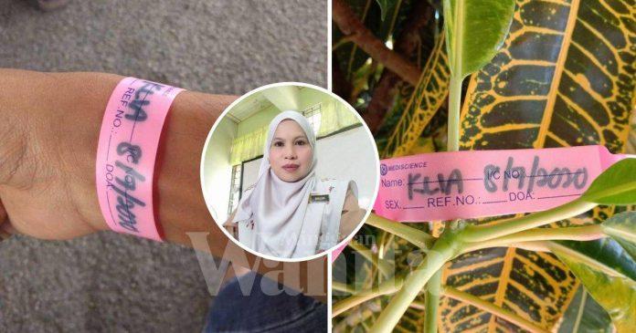 Dua Tahun Tak Berjumpa Anak, Kerana Gelang Pink Ibu Sanggup Tahan Rindu