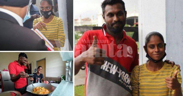 Sudah Maafkan Suami, Pavithra Tolak Anugerah, Mahu Fokus YouTube Saja