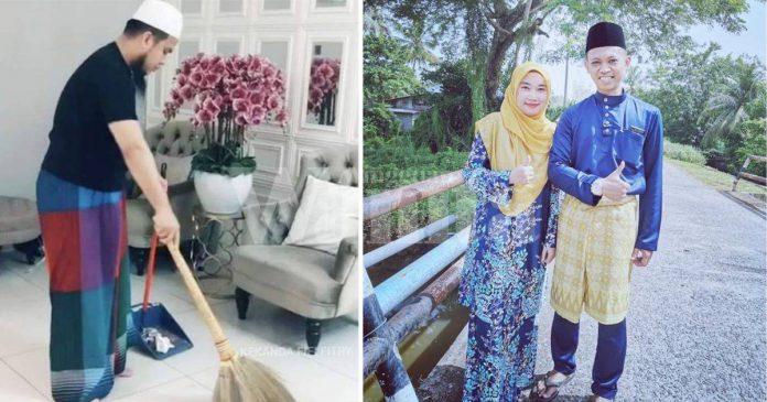 40 Tahun Kahwin Tak Pernah Tolong Isteri, Sebab Ini Hati Suami Berubah