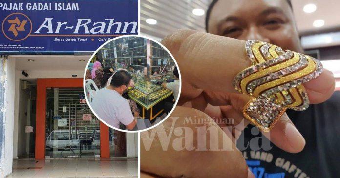 Cara Tambah Simpanan Emas Dengan Ar Rahnu, Lelaki Ini Tunjuk Kiraannya