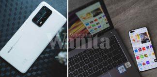 HUAWEI SHARE Mudahkan Pengguna Siri HUAWEI P40, Berhubung Semudah Satu Sentuhan