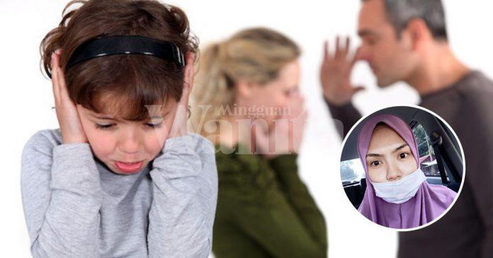 Seksanya Bila Salah Pilih Suami, Bukan Saja Isteri, Anak-anak Terkesan Sama