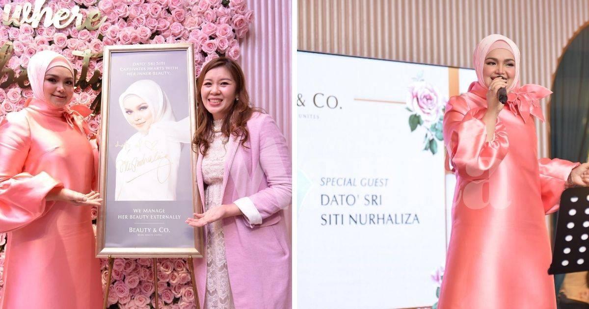 Pesan Siti Nurhaliza, Suami-Isteri Sokong Satu Sama Lain Baru Bahagia