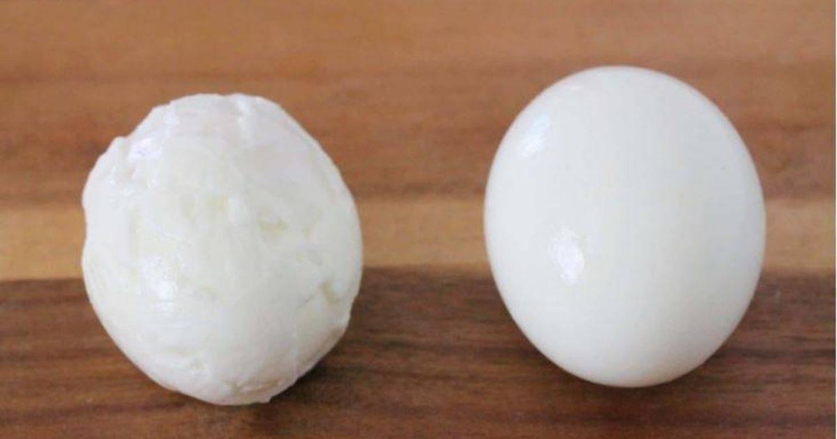 Cara Mudah Rebus Telur, Kupas Kulit Isi Tak Lekat, Cantik Kejadiannya