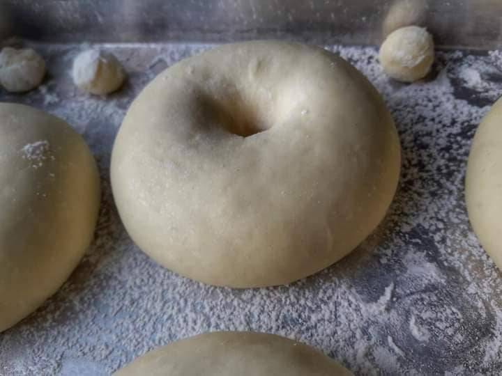 Donut Kampung Sukatan Cawan Goreng Guna Api Sederhana Sekali Balik Sahaja Mingguan Wanita