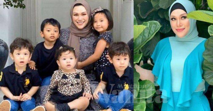"""Balik Rumah Mommy Kena Serbu Dengan Anak-Anak, Hilang Segala Penat"" Nikmat Terbesar Seorang Ibu"