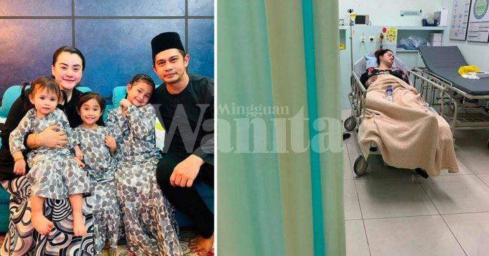 Sakit Perut Sampai Tak Boleh Pegang, Rupanya Almy Nadia Kena Batu Karang Dalam Hempedu