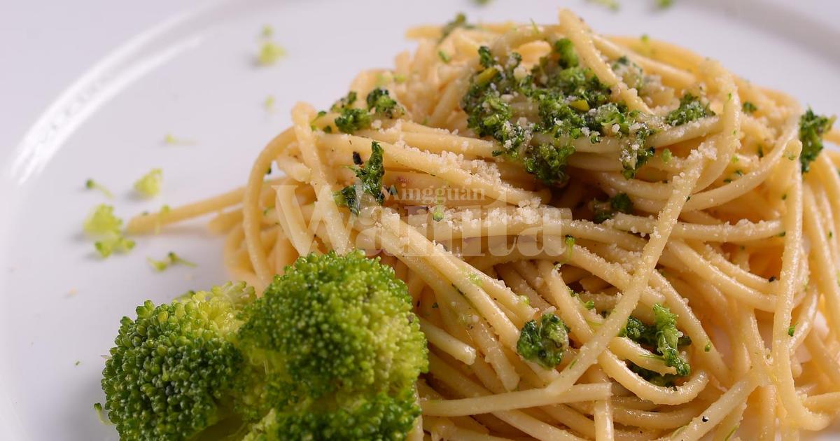 Brokoli Sayuran Berkhasiat Enak Dimasak Pelbagai Resipi