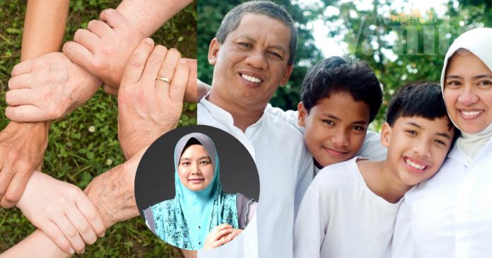 Mak Ayah Kena Bertegas Dengan Anak Soal ' Top Up' Saham Akhirat