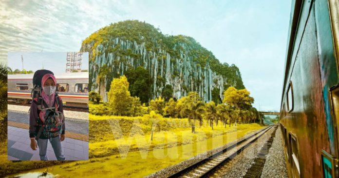Backpacking Naik Sleeper Train Balik Kampung, Pengalaman Mahal 'Insafkan' Keluarga Ini
