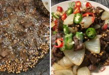 Mudahnya Resepi Daging Ketumbar Dato' Rizalman, Bawang Banyak Lagi Sedap