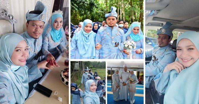 Majlis Akad Nikah Ketiga, Madu Saya Calon Kelapan Suami