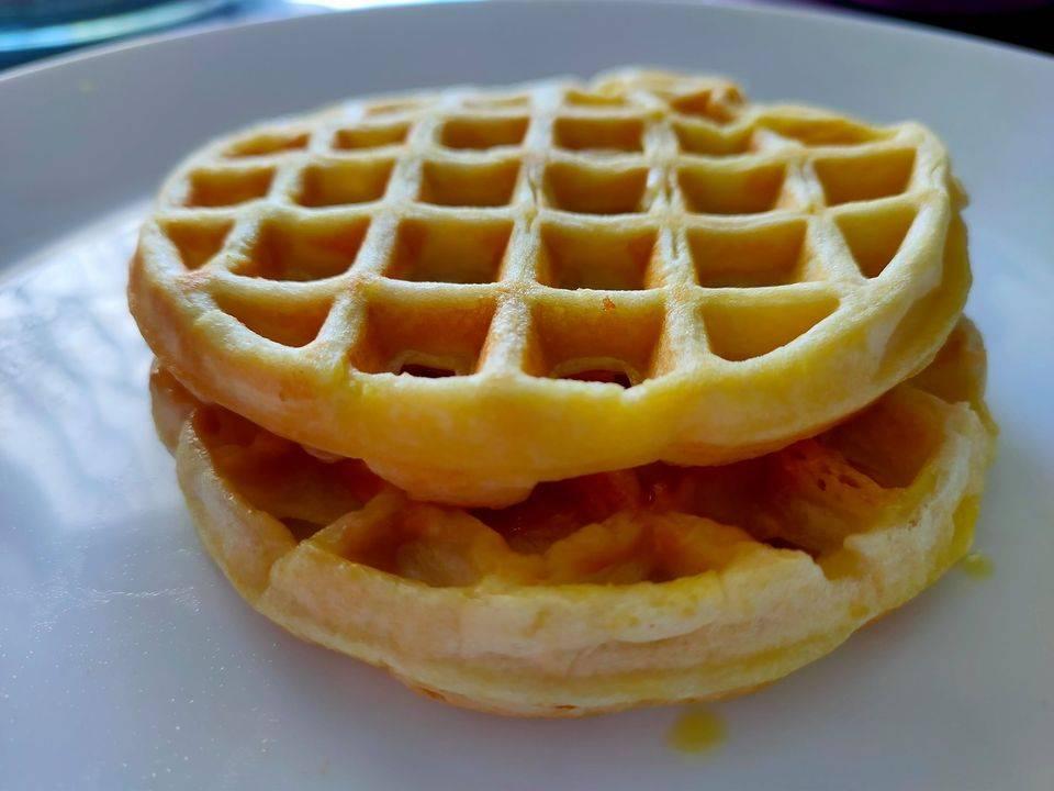 First Time Buat Waffle Sendiri Dekat Rumah Rupanya Mudah Je Mingguan Wanita