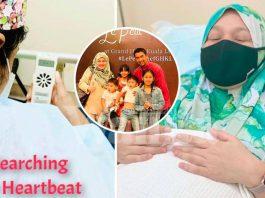 Doakan Dr Halina, Bayi Tak 'Menendang' Lepas Anak Terjatuh Atas Perut