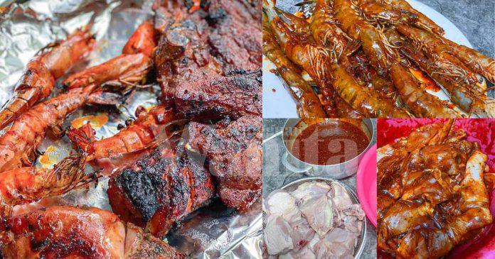 Ikut Tip Ini Dapat Rasa BBQ Super Sedap, Cantik Bila Bakar!