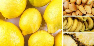 Buah-Buahan Berwarna Kuning Baik Untuk Kesihatan & Kulit, Ini Sebabnya!