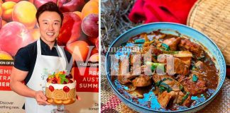 Ayam Masak Halia Chinese Style, Letak Minyak Bijan Baru Bau Terangkat