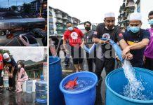 Ebit Lew Beli Air 2 Lori, Agih Pada Tempat Terkesan Masalah Air
