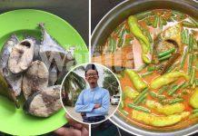 Resepi Gulai Ikan Ayo Mak Pengantin, Tak Tumis Sedap Buat Sarapan