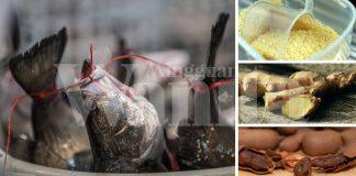 Hilangkan Bau Hanyir & Ikan Sungai Guna Barang Dapur, Ini Caranya!
