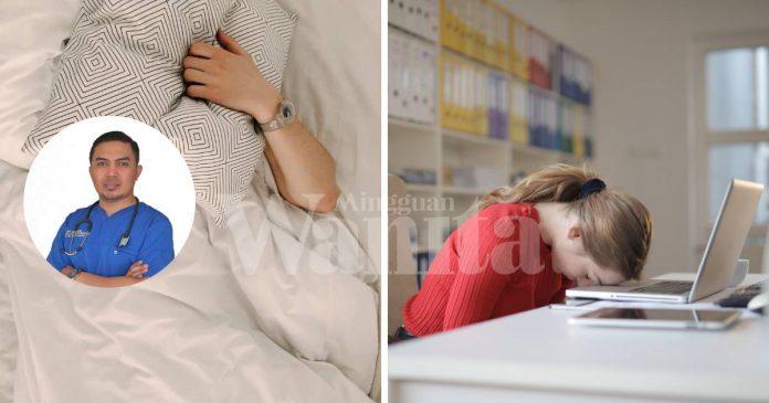 Tak Cukup Tidur? Nak Tidur Nyenyak? Cuba Tip Dikongsi Doktor Ini!