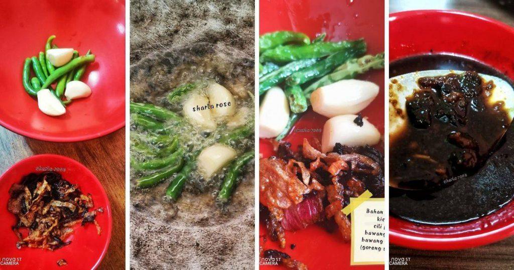 Cara Masak Soto Ayam Kuah Pekat, Siap Ada Bergedil, Sambal Kicap