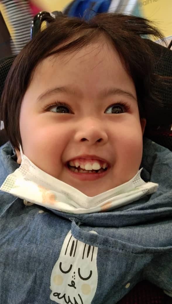 Hidap Myelo Meningocele, Semangat Juang Adik Tinggi, Jalani 10 Pembedahan