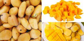 Mangga, Super Hebat, Ada Lebih 20 Vitamin & Mineral Berbeza!