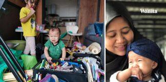 'Setiap Hari Rumah Bersepah, Saya Penat Jadi Miskin..' Mak-mak Bergembiralah Apa Adanya