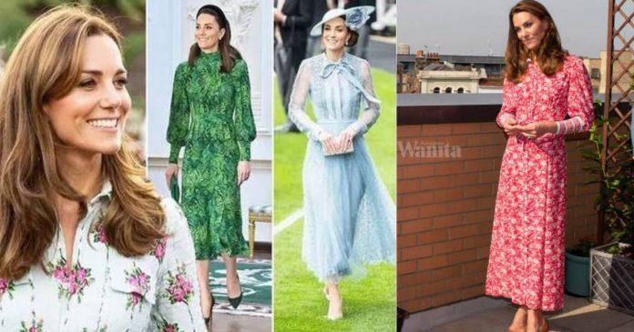 Kate Middleton Dipilih Sebagai Kerabat DiRaja Paling Bergaya Di Dunia!