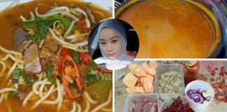 Mee Kuah Senang & Simple, Sukatan 5 Orang Boleh Makan!