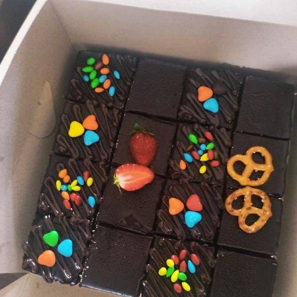 Kek Batik Lembut Gebu, Seloyang Dapat 16 Potong, Boleh Buat Niaga!