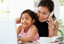 Anak Sibuk Kelas Online Homework Melambak, Mak Kena Bertenang