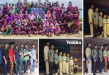 Penangan Nostalgia Gambar Lama 8 Beradik Lelaki, Rupanya 'Emak Bersalin 14 Kali'
