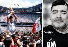 Tiga Hari Argentina Berkabung, Legenda Bola Sepak Dunia Maradona Meninggal Dunia