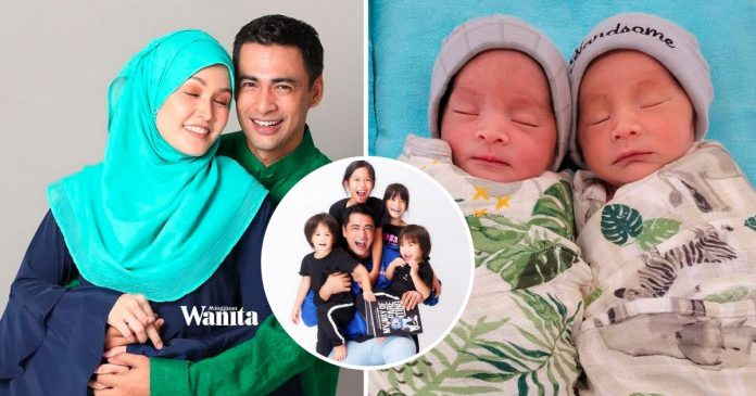 'Sheikh Eusoff, Sophea Emelia' Indah Nama Bayi Kembar Dr Sheikh Muszaphar, Dr Halina