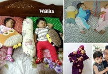 Isteri Tolak Rawatan IVF, Selepas 9 Tahun Sepasang Anak Tuhan Beri