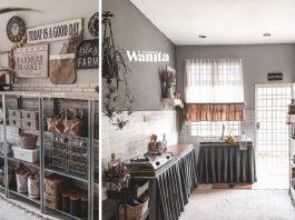 Cara Susun Barang Dapur Tanpa Kabinet Rumah Sewa, Hasilnya Terbukti Cantik