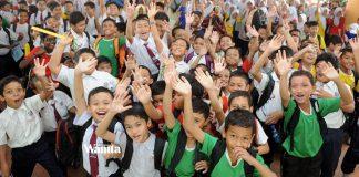 Bahagiakan Hati Anak-anak, Lengkapkan Keperluan Mereka Makin Murah Rezeki Mak Ayah