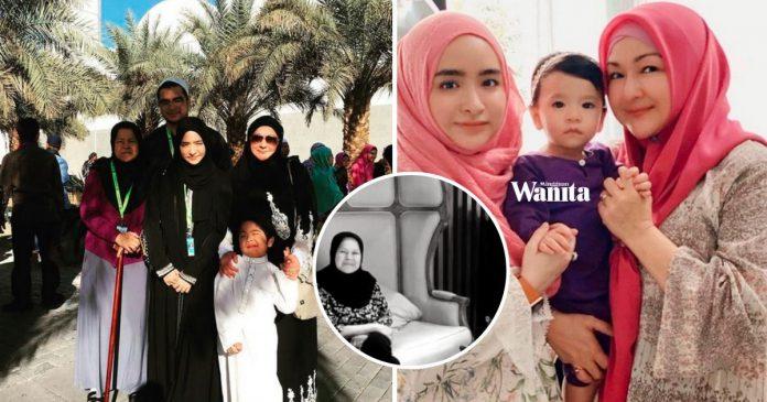 Bila Ada Rezeki, Impian Ziela Jalil Buatkan Mak Bilik Cantik Tak Kesampaian