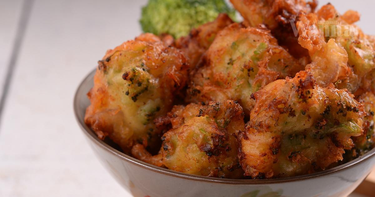 Brokoli Sayuran Hijau Tinggi Serat, Jadikan Aneka Gorengan Pun Sedap
